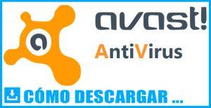 Cómo descargar Avast antivirus