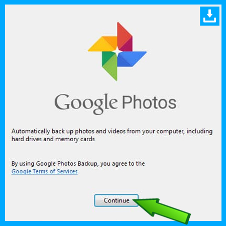 descarga fotos de movil al ordenador con google photos