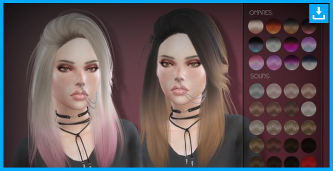 elementos para descargar Sims 4