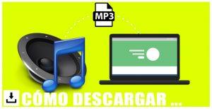 Como descargar música mp3 gratis