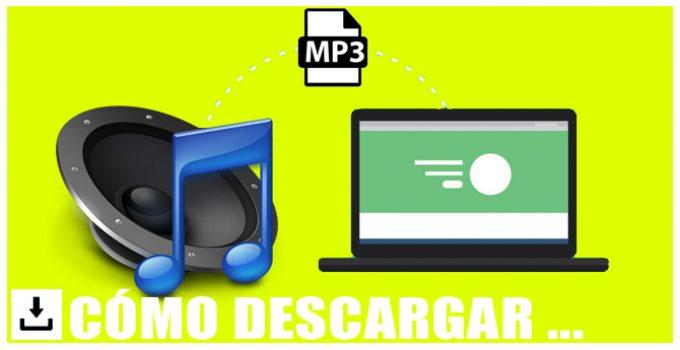 como descargar musica mp3 gratis en mi pc